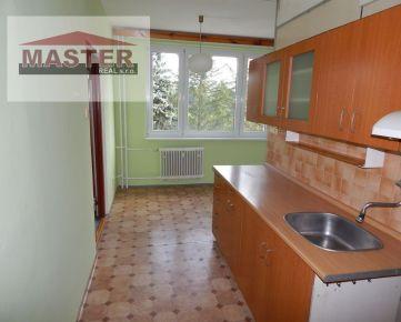 MASTER REAL- Na Predaj 3-izbový byt, 80 m2, Handlová, okres Prievidza
