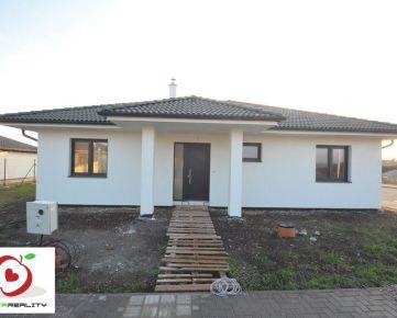TRNAVA REALITY ponúka exkluzívne na predaj novostavbu 4-izb. rodinného domu v novej obytnej zóne v obci Cífer