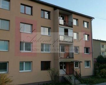 Opakovaná dražba 4izb. bytu v Slavošovciach, okres Rožňava