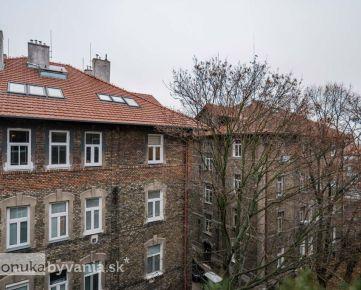 PALÁRIKOVA, 1-i byt, 125 m2 - rekonštrukcia, KULTÚRNA PAMIATKA, tehla, PODKROVIE