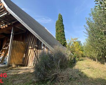Záhrada-pozemok,  5258 m2, vynikajúca lokalita, Čunovo, Bratislava