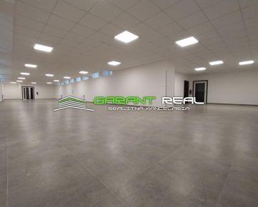 GARANT REAL - prenájom obchodný / komerčný priestor, 240 m2, Dostojevského ulica, Prešov