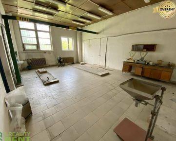 Na prenájom skladový, výrobný priestor 260 m2 v priem. zóne v Žiline