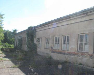 Predáme budovu strediska praktického vyučovania v Kútoch