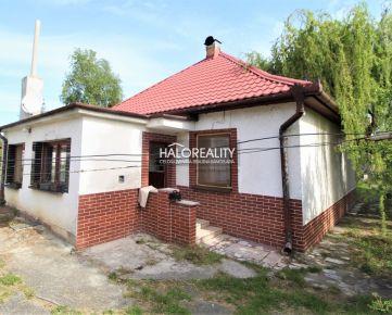 HALO REALITY - Predaj, rodinný dom Nitra, Mlynárce