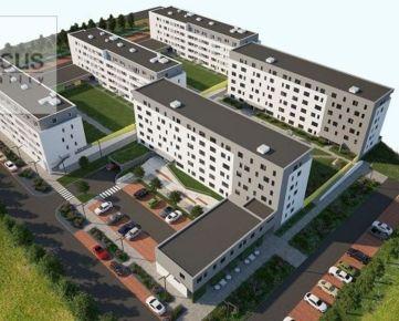 2 etapa Rezidencia Hron . Predaj  1 izb.bytov  spustený