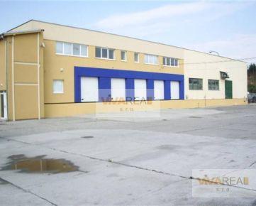 VIVAREAL* Výrobné a skladové priestory v priemyselnej zóne v Trnave.