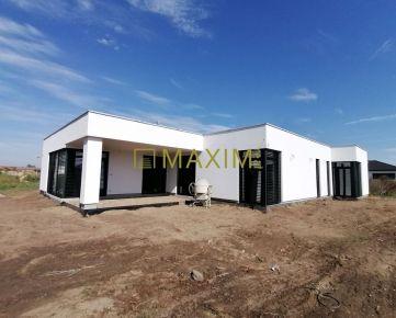 Novostavba v obci Voderady