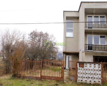 Predaj Rodinný dom Dolné Lefantovce