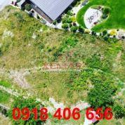 Pozemok pre rodinné domy 1329m2