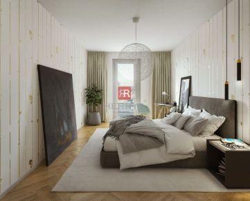 HERRYS - Na predaj 1,5 izbový apartmán s balkónom v novom rezidenčnom projekte METROPOLIS