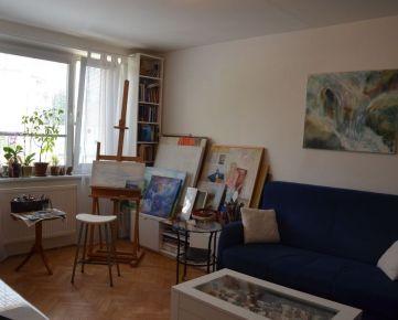 Na predaj 2- izbový byt s loggiou vo vyhľadávanej časti BA- Kramáre