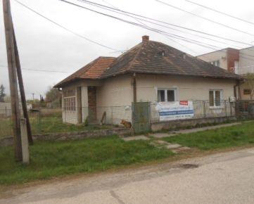 Dražba rodinného domu v Brutoch,okres Nové Zámky