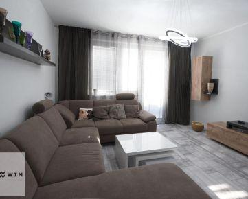 Na prenájom zariadený 3-izb byt s balkónom, Jamnického