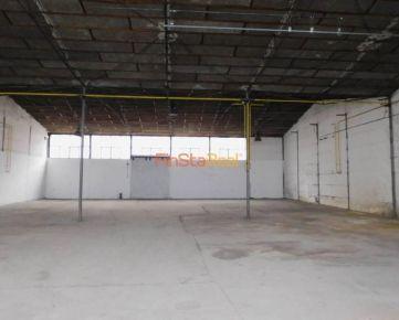 Prenájom sklad cca 513 m² v priemyselnom areáli v Trnave