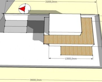 Pozemok pre bývanie Žilina Brezany 639m2 na predaj - exkluzívne v Rh+