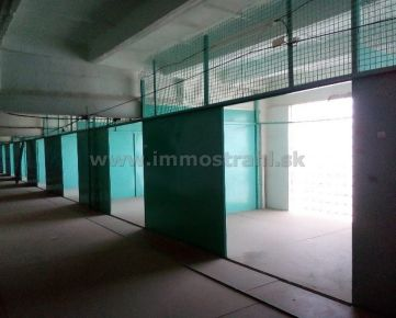 Skladový priestor 53 m2 na prenájom na Ul. Stará Vajnorská