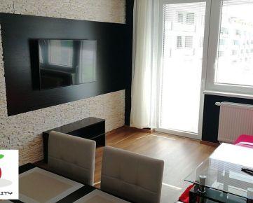 TRNAVA REALITY - PRENÁJOM - Luxusný komplet zariadený 2 izb. byt v NOVOSTAVBE - ARBORIA PARK