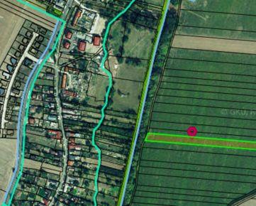 GALA Reality - predaj ornej pôdy - Borovce