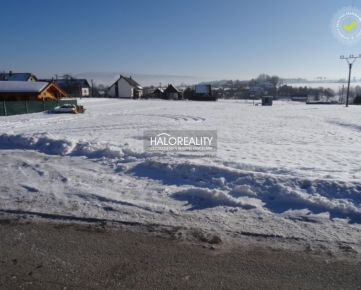 HALO REALITY - Predaj, pozemok pre rodinný dom 3197 m2 Dubové, okr. Turčianske Teplice