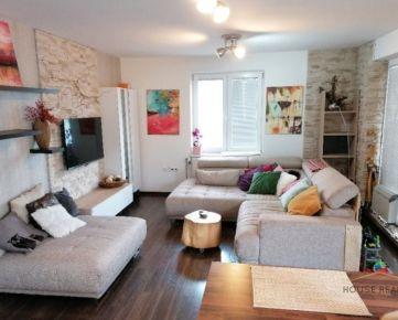 Prenájom 2 izbový byt s veľkou terasou a parkovaním, Kominárska ulica, Bratislava III. Nové Mesto