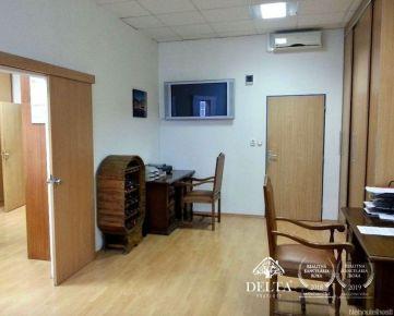 DELTA | kancelárske priestory, Ružinov 595 m2