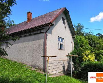 REZERVÁCIA. Rodinný dom, chalupa na predaj Župkov, 450m2