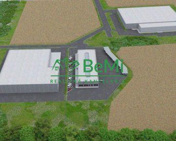 Na predaj priemyselný pozemok 6477 m2 Banská Bystrica - Šalková (ID-413-14-ZUS)