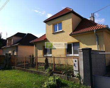 3 izbový podpivničený rodinný dom v Dunajskej Lužnej, pozemok 13á
