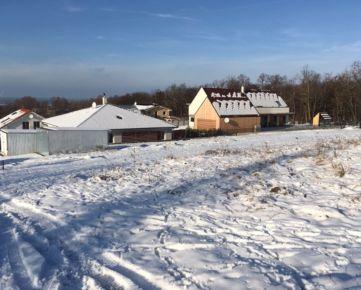Stavebný pozemok 1000m2 (obec Jablonové)