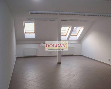 NA PRENÁJOM kancelária 42 m2, Nitra, pešia zóna