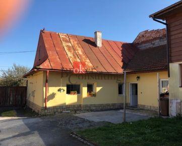 Dvojgeneračný rodinný dom Spišský Štiavnik na predaj, výnimočná ponuka
