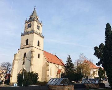 *EXKLUZÍVNE* Dom na Námestí sv. Michala, Hlohovec