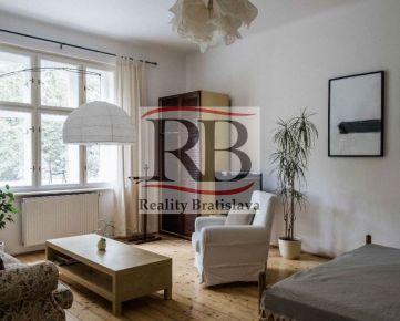 Na prenájom 1 izbový byt na Dobrovského ulici v Starom Meste