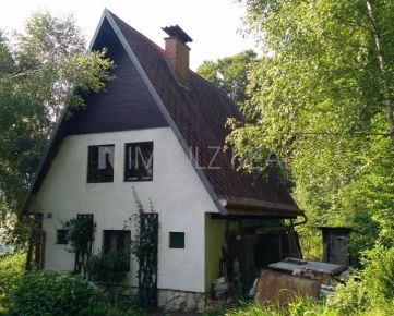 003-30 Chata, lokalita – Malý Folkmar – časť Ružín