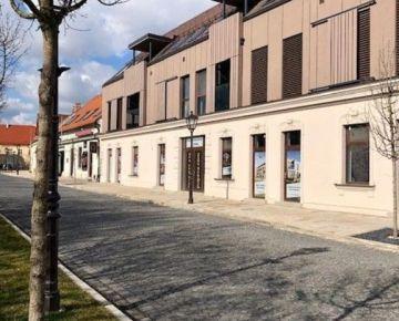 Obchodný priestor 97 m2, Halenárska, Trnava