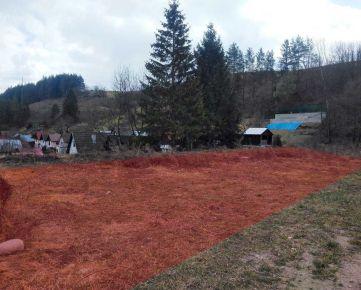 Laskomer - pozemok v územnom pláne