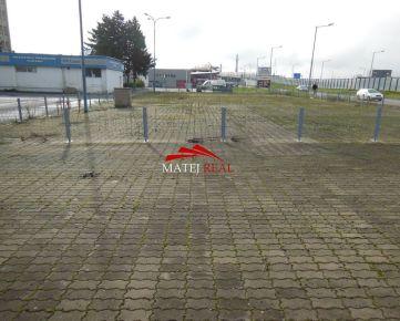 Na predaj stavebný pozemok Prešov ul. Košická 404 m2