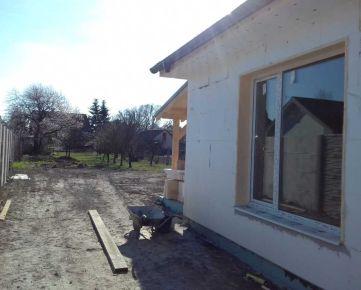 4 izbový rodinný dom s terasou v novostavbe na predaj - Kyselica, okr: Dunajská Streda