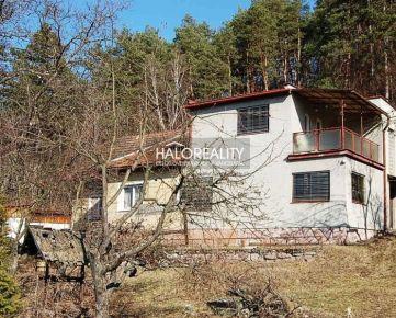 HALO REALITY - Predaj, rodinný dom Nová Baňa