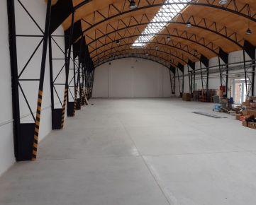 Prenájom  objektu - haly 720 m2