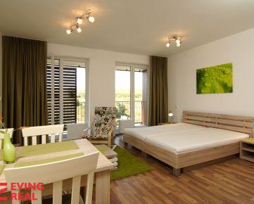 Komfortný zariadený 1-izbový apartmán v novostavbe Slnečnice, Žltá ul.