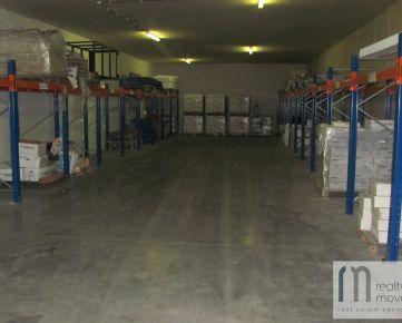 Skladové priestory na prenájom - 303 m2 - Magnetová