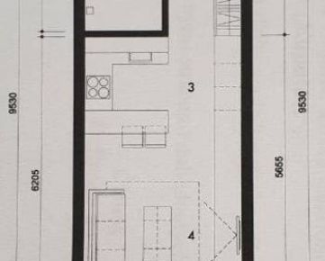 Predaj 1 izbový byt, Bratislava - Nové Mesto, Bajkalská ulica