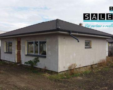 Novostavba 4-izbového rodinného domu v Moste pri Bratislave (časť Studené), výborná dispozícia domu na priestrannom pozemku