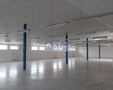 Moderné výrobné, skladové a kancelárske priestory do 3000m2 v uzavretom areáli. Seredská ul., Trnava–Modranka.