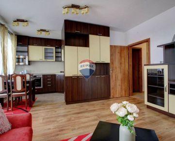 Na prenájom 2- izbový čiastočne zariadený byt, Šamorín, Vodárenská ul.