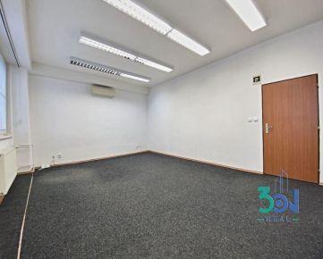 Kancelárske priestory na prenájom - Budovateľská