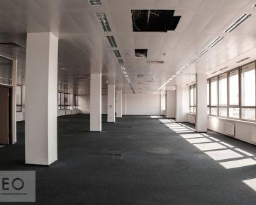 NEO- administratívne priestory s výmerou 1400,79m2 v Galvaniho Business Centre III
