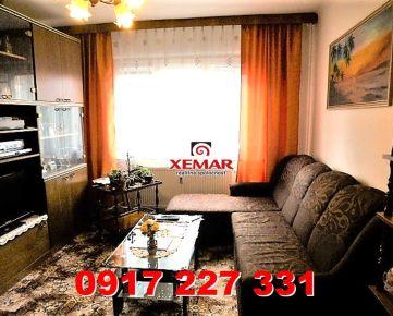 Znížená cena! Na predaj 2 izb. priestranný byt na Sídlisku v Banskej Bystrici